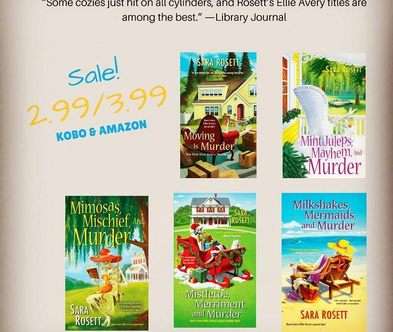 Ellie books on sale @kobobooks