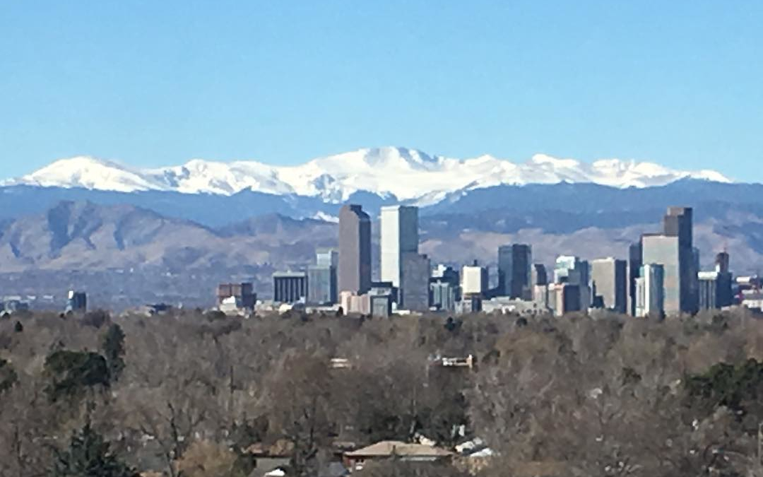 I discovered mountain views are good for boosting my word count! Two good writing days in