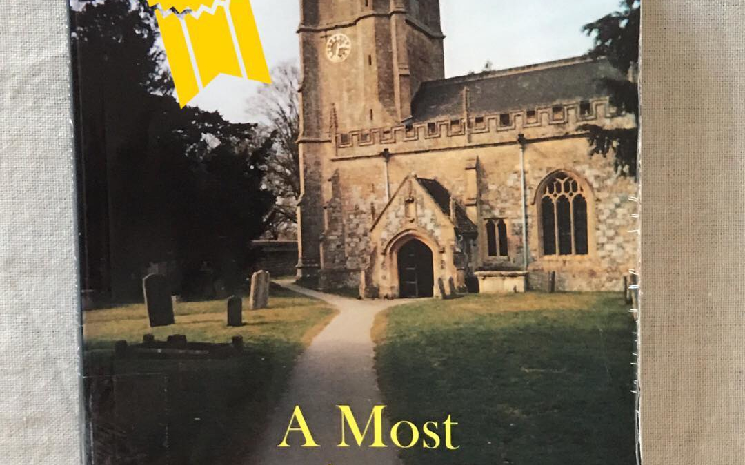 If you enjoy Agatha Christie, you'll enjoy this mystery from Catherine Aird. It's a standalone set in an English village with lots of witty, dry dialogue