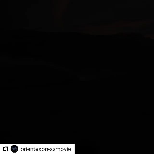 """What do you think of the """"the mustaches"""" in the new Murder on the Orient Express movie? Thumbs up or thumbs down? ~ Repost @orientexpressmovie (@get_repost) ・・・ Trust no one. Watch the new official trailer for Murder on the, in theaters 11.10.17. CluesAreEverywhere.com"""