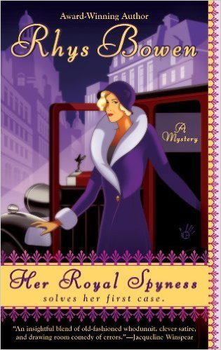 MBP 014 – Her Royal Spyness