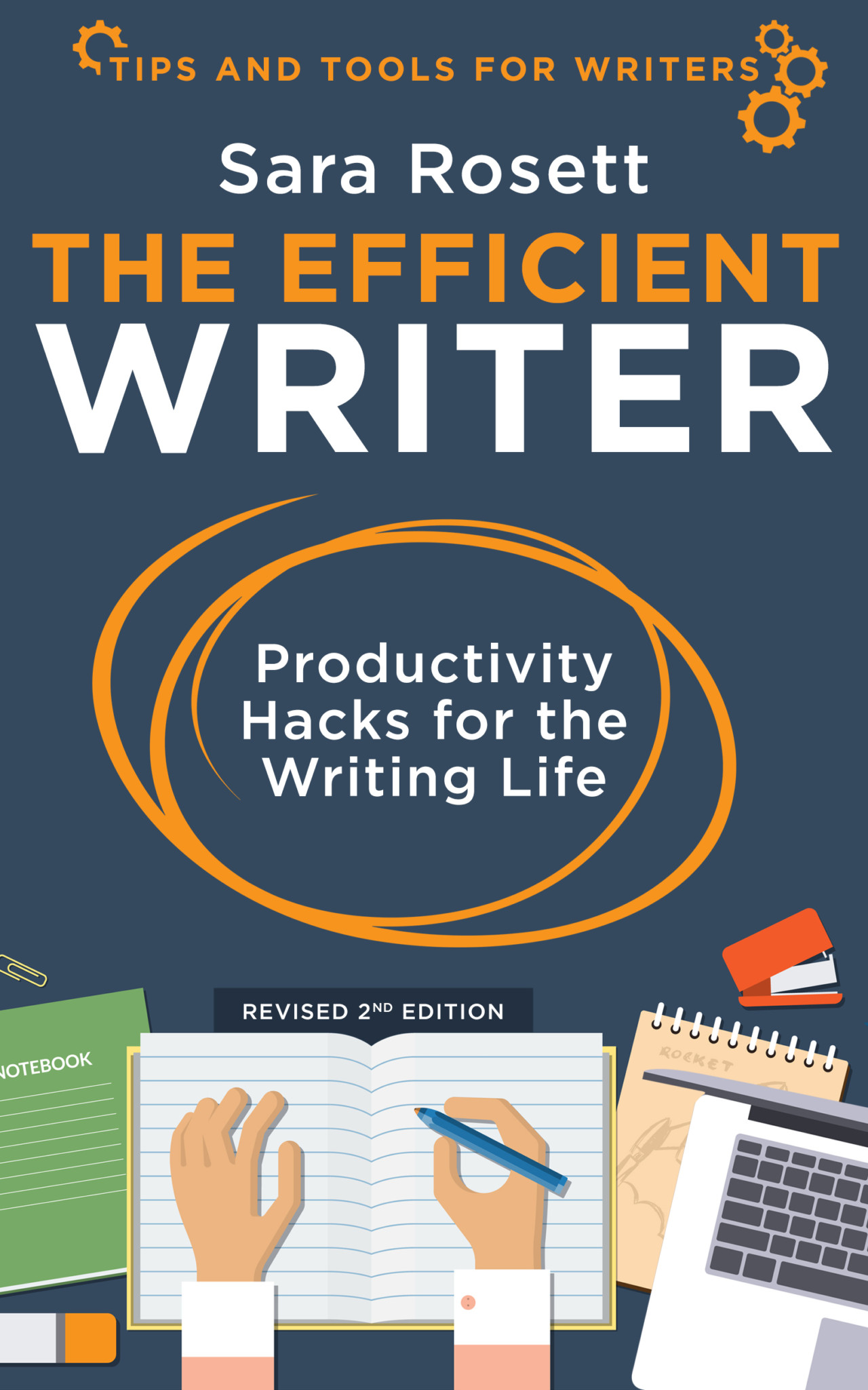 Efficient Writer: Productivity Hacks for the Writing Life