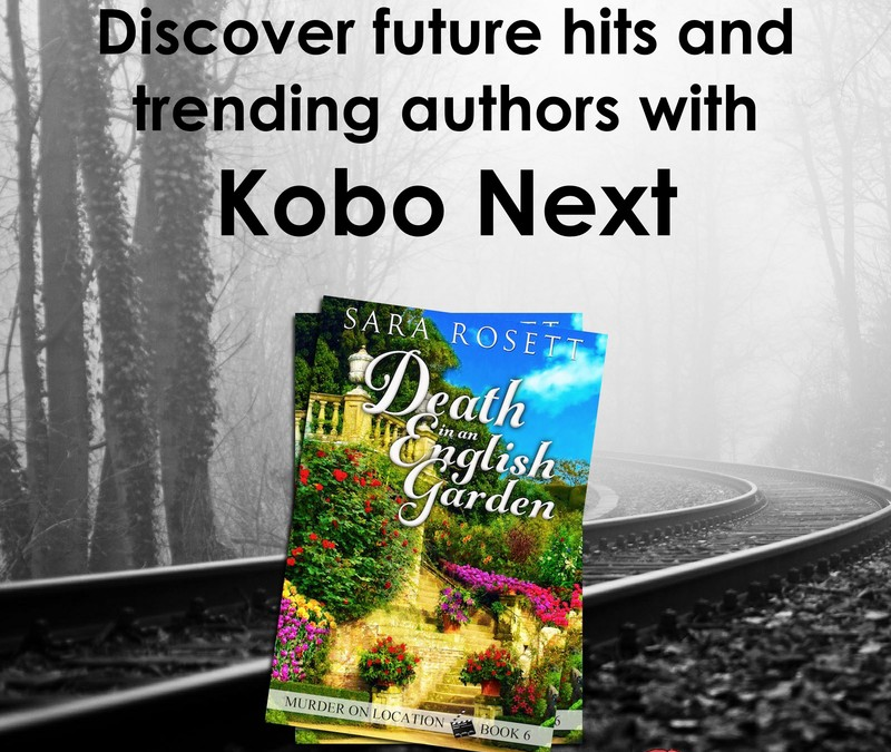 Looking for a new book to read….check out @Kobo Next