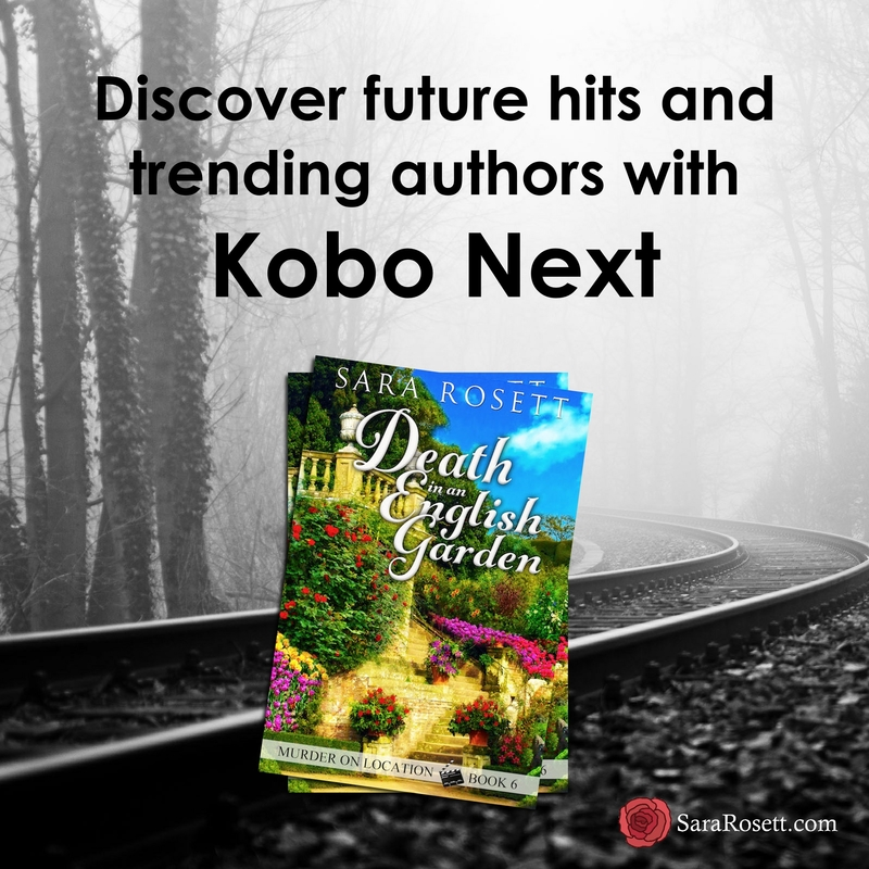 Kobo Next Discover New Authors