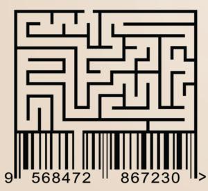 barcode-maze