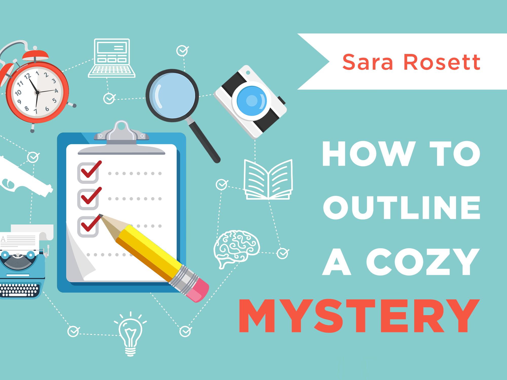 cozy mystery outline pdf