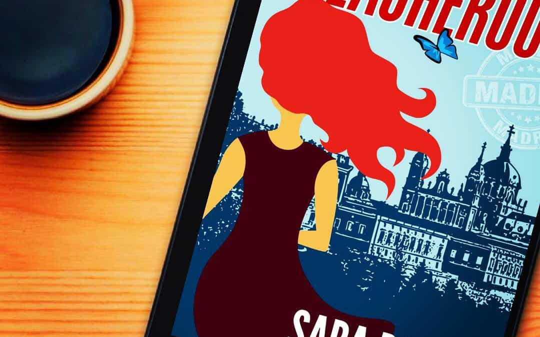 Out now! The sixth book in the On The Run series, Treacherous, a lighthearted globetrotting adventure with intrigue and mystery.  Link in profile or http://www.sararosett.com/new-3