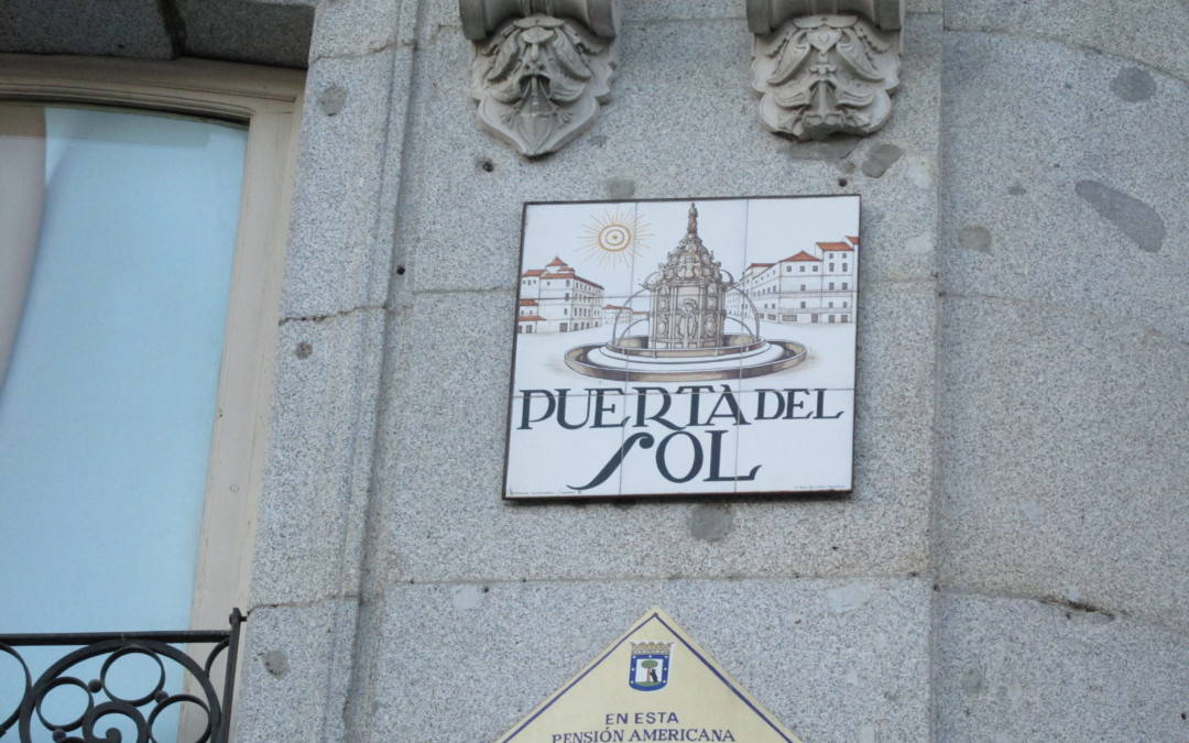 Madrid Research Photo Diary: Puerta del Sol, Plaza Mayor, and an Unusual Museum