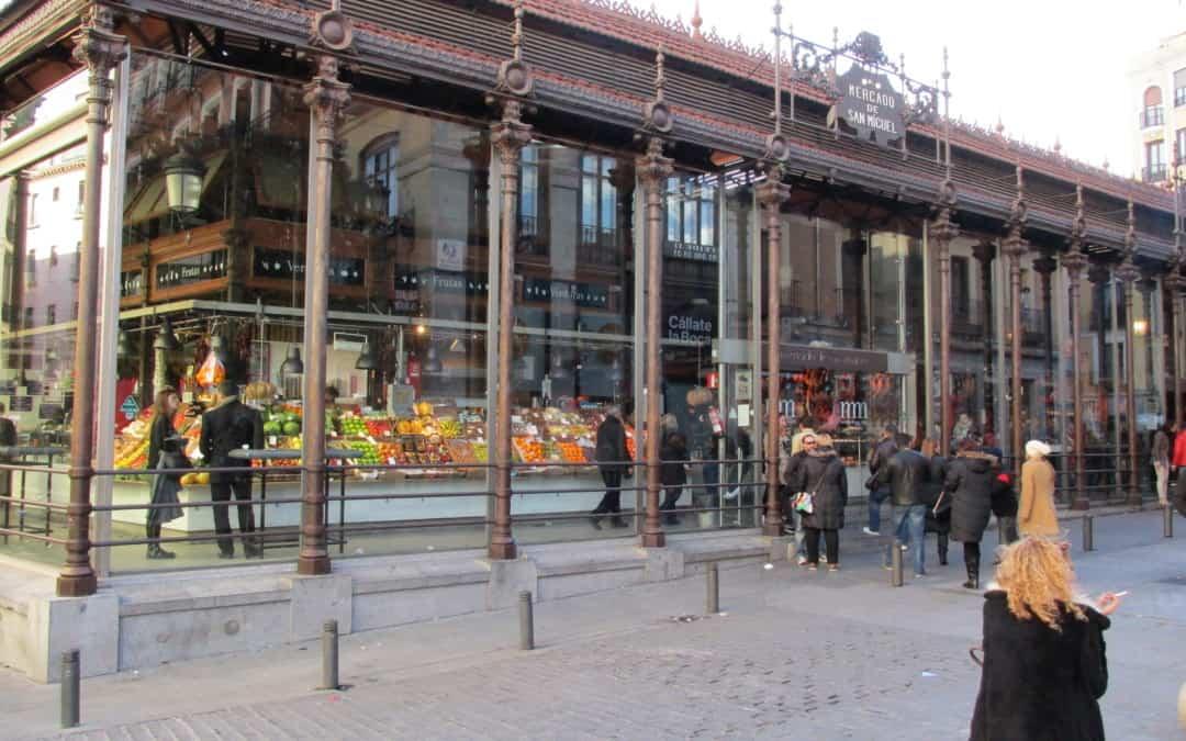 Madrid Research Photo Diary: Mercado de San Miguel
