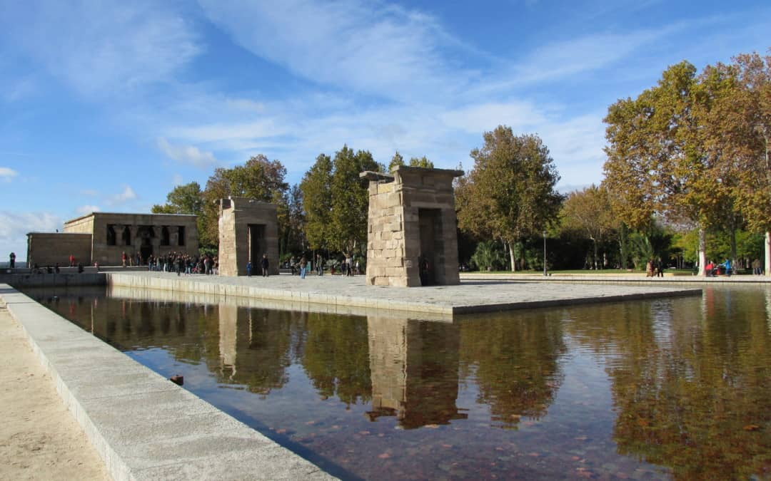 Madrid Research Photo Diary: Temple of Debod