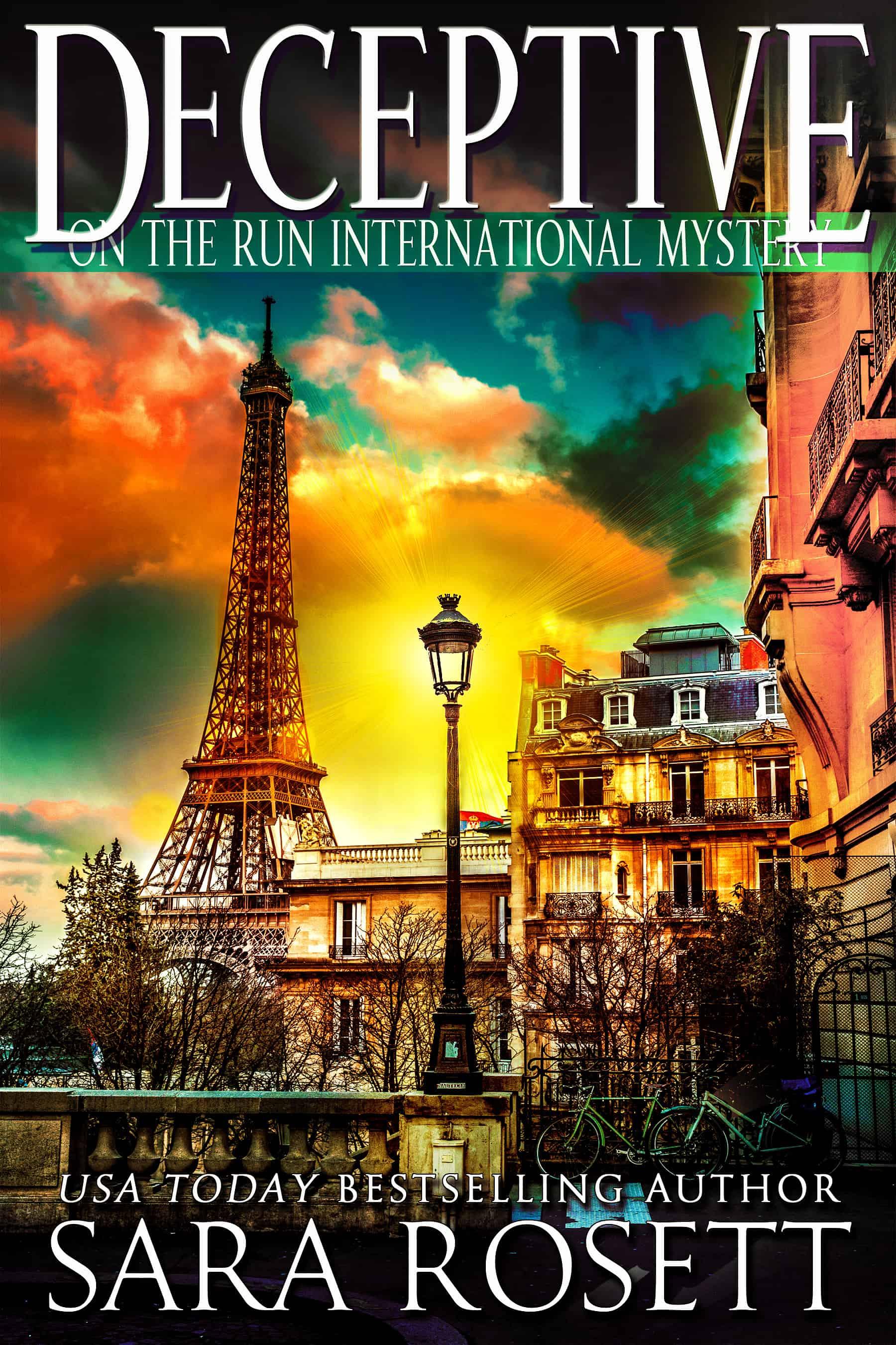 On the Run Mystery Series: Cozy Heist Mysteries | Sara Rosett