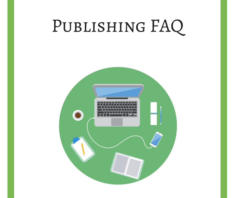 Publishing FAQ
